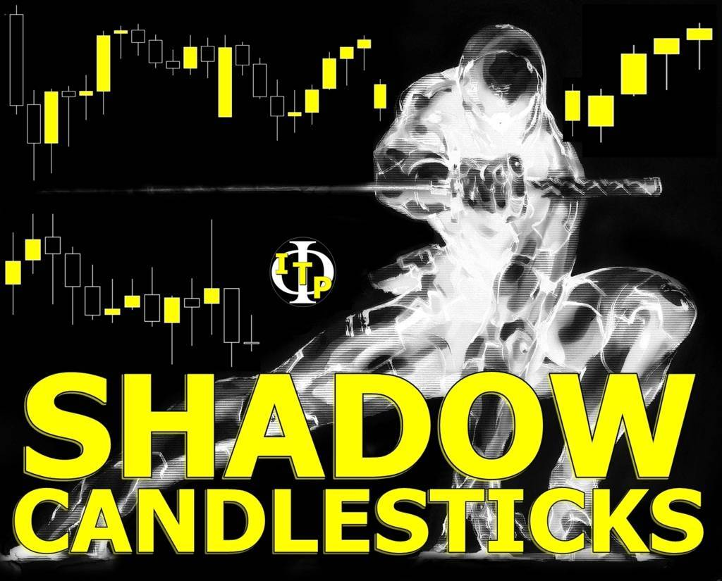 Curso de trader - shadow candlesticks